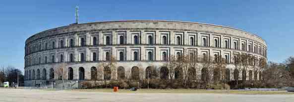 Hitler's Kongresshalle