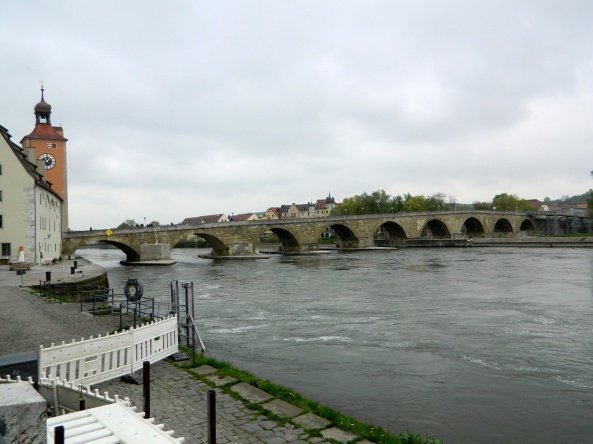 The Stone Bridge, Regensberg.