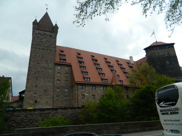 The Castle In Nuremberg