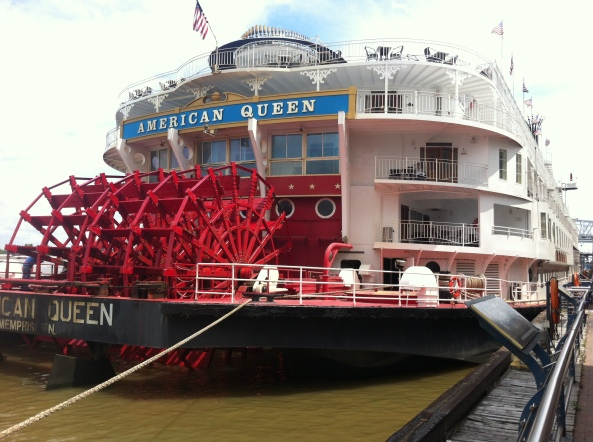 Closer Look At The American Queen.