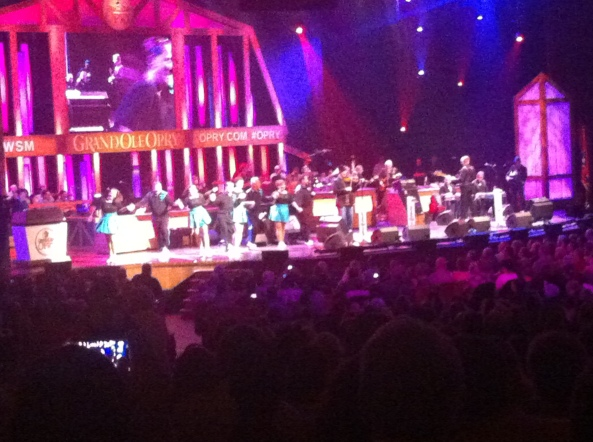 On The Air At The Opry