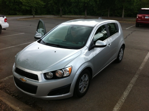 The Chevy Sonic, Perfect For Us.