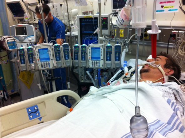 Cardiac Intensive Care At St. Paul's Hospital-Dec. 2014