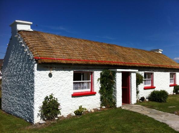 At Glencolmcillie Village