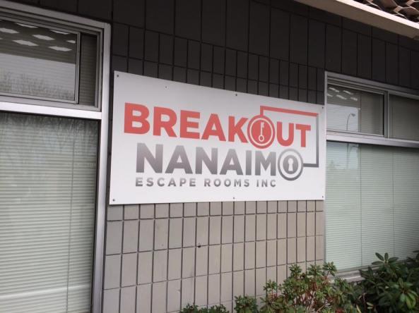 Breakout escape rooms